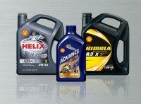 Motorna ulja Shell